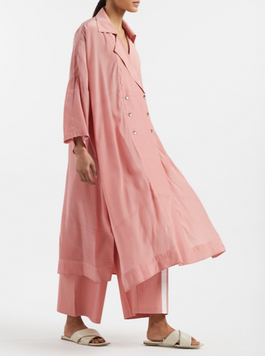 Overlap Kaftan with Matching Pants