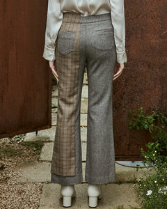 Patchwork Soho Trousers