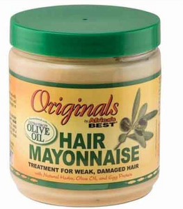 Africas Best Original Hair Mayo 18 oz.