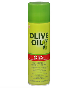 Olive Oil Nourishing Sheen Spray