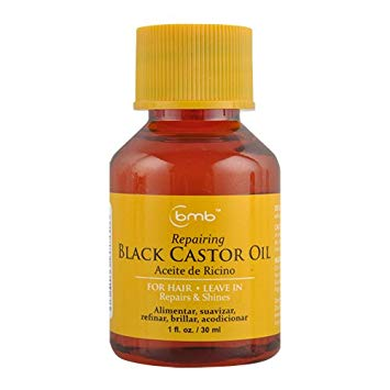 BMB Black Castor Oil