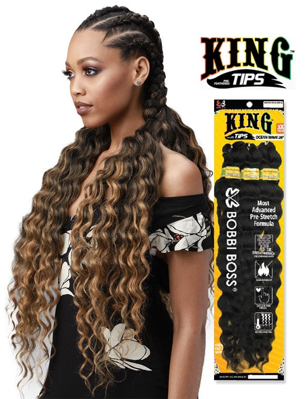 Bobbi Boss 3X King Tips Body Wave 28