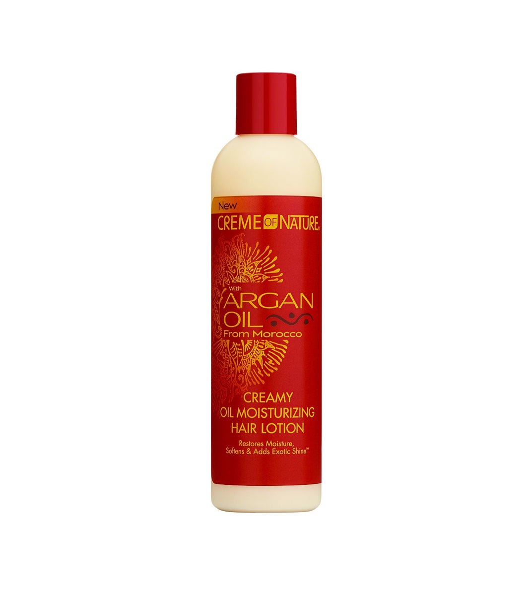 Creme of NATURE organ Oil Hair Lotion