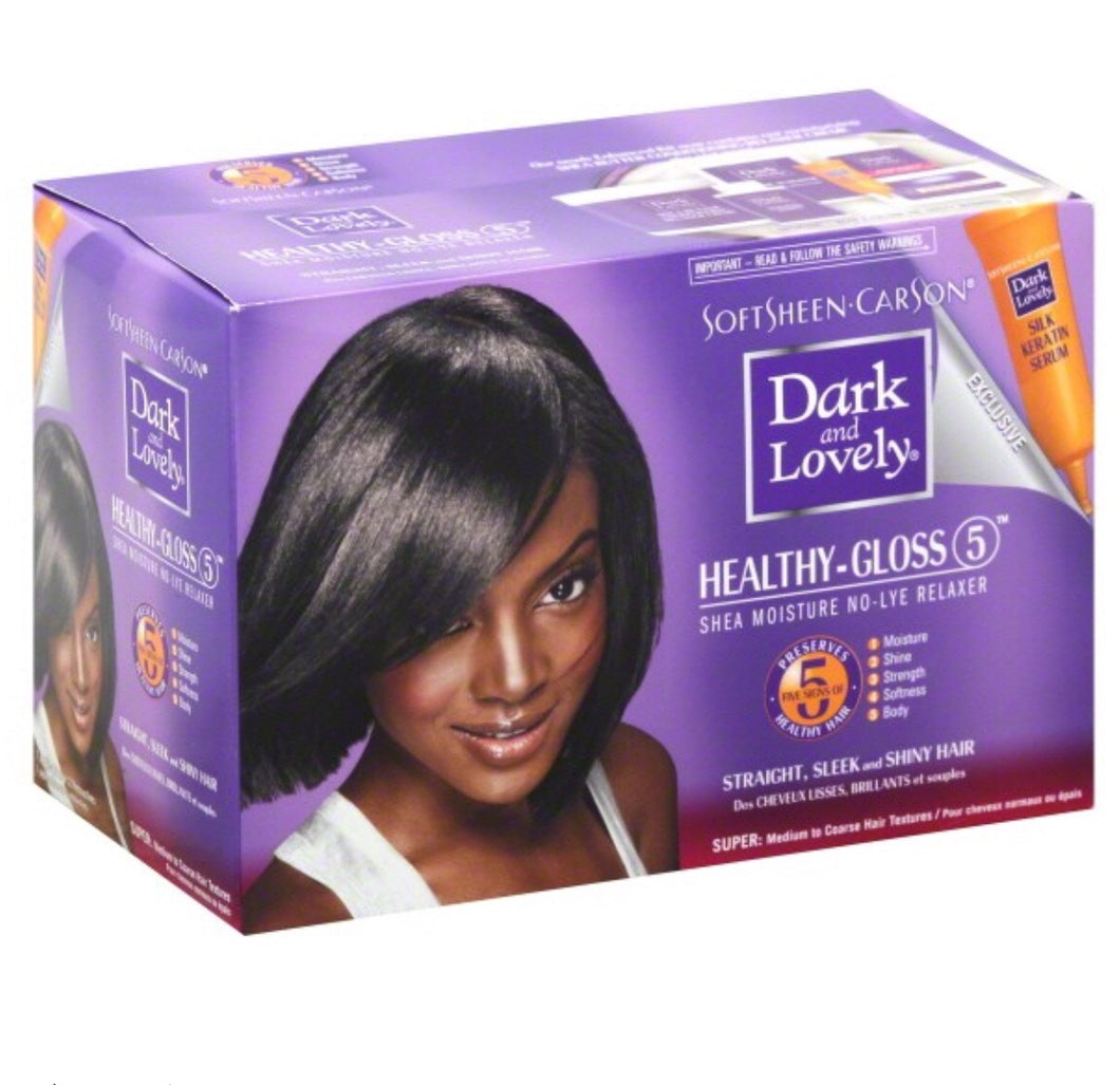 DARK & LOVELY Relaxer - Super