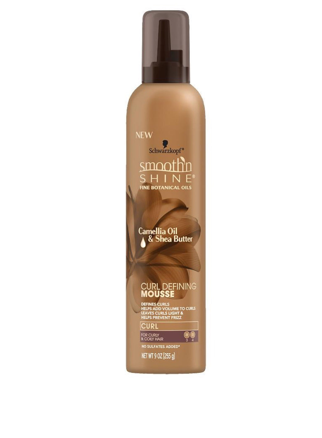 Schwarzkopf Smooth & Shine Mousse