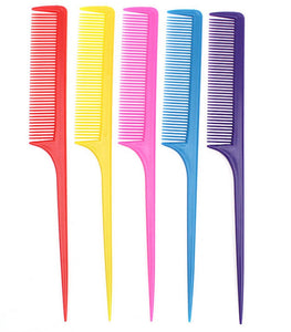 Medium Plastic Tail Comb