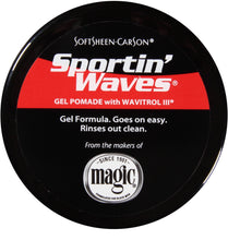 Load image into Gallery viewer, SPORTIN' Waves Gel Pomade