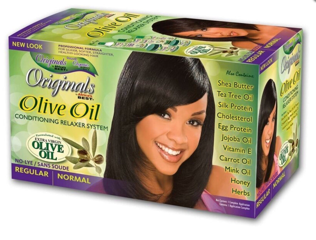 ORIGINALS Olive Oil Relaxer