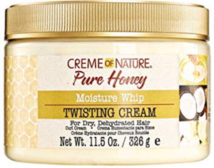 Creme of Nature Pure Honey Twisting Creme
