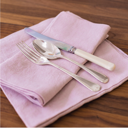 Rose Quartz Linen Napkinds