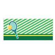 Tennis Ticket Pass Couples baby shower ticket invitation