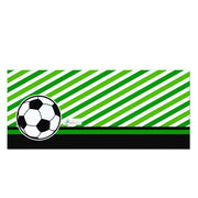 Soccer ticket birthday invitations