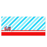 Train Boarding Pass ticket birthday invitations
