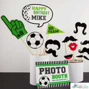 Soccer Birthday Party Package