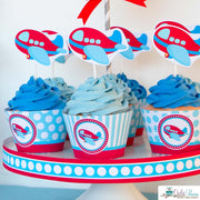 Airplane Birthday Party Package