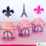 Paris Birthday Party Package