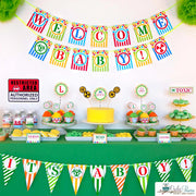 Science Baby Shower Party Package