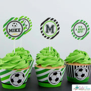 Soccer Baby Shower Party Package