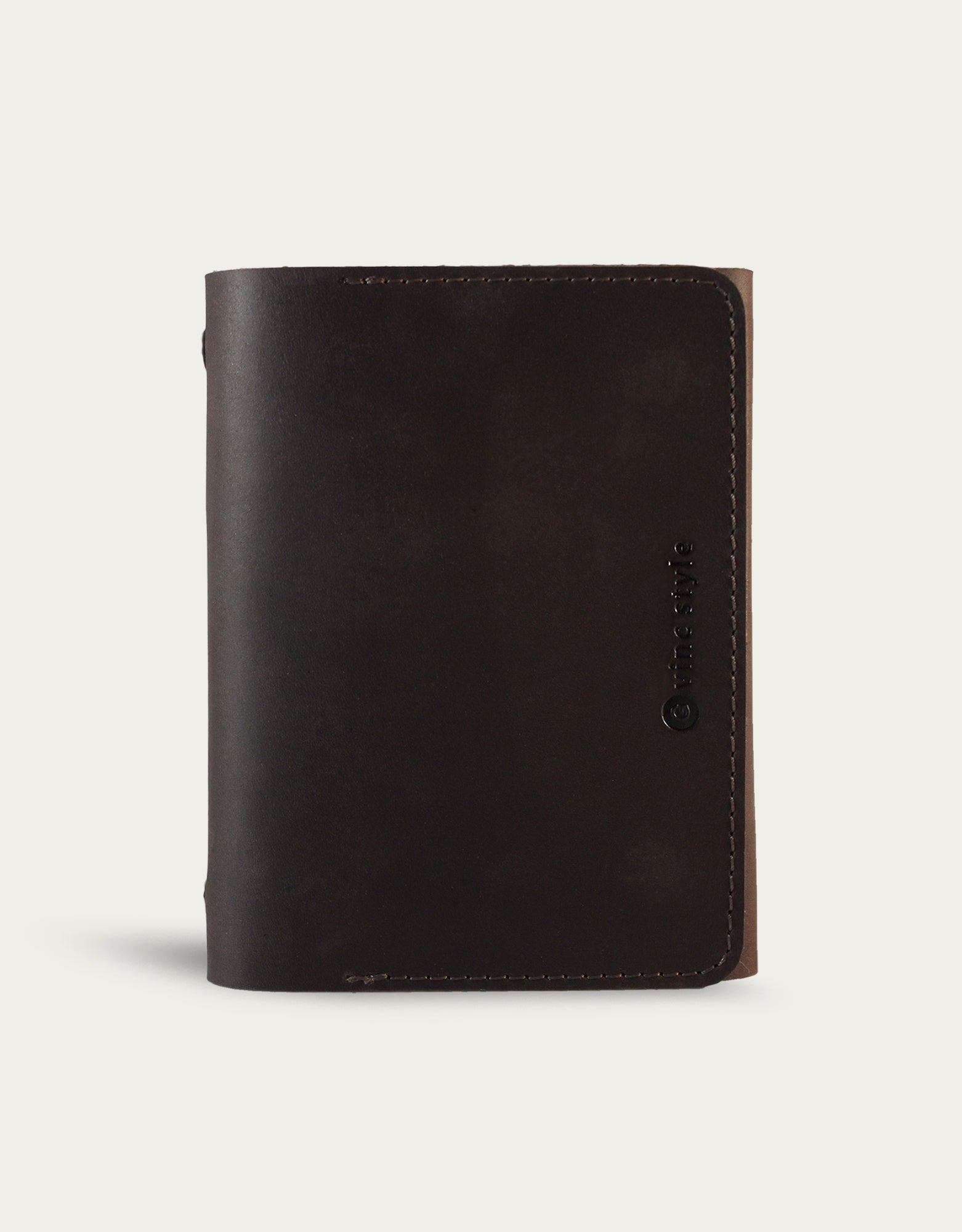 Tortoni Organizer (S) - Dark Brown