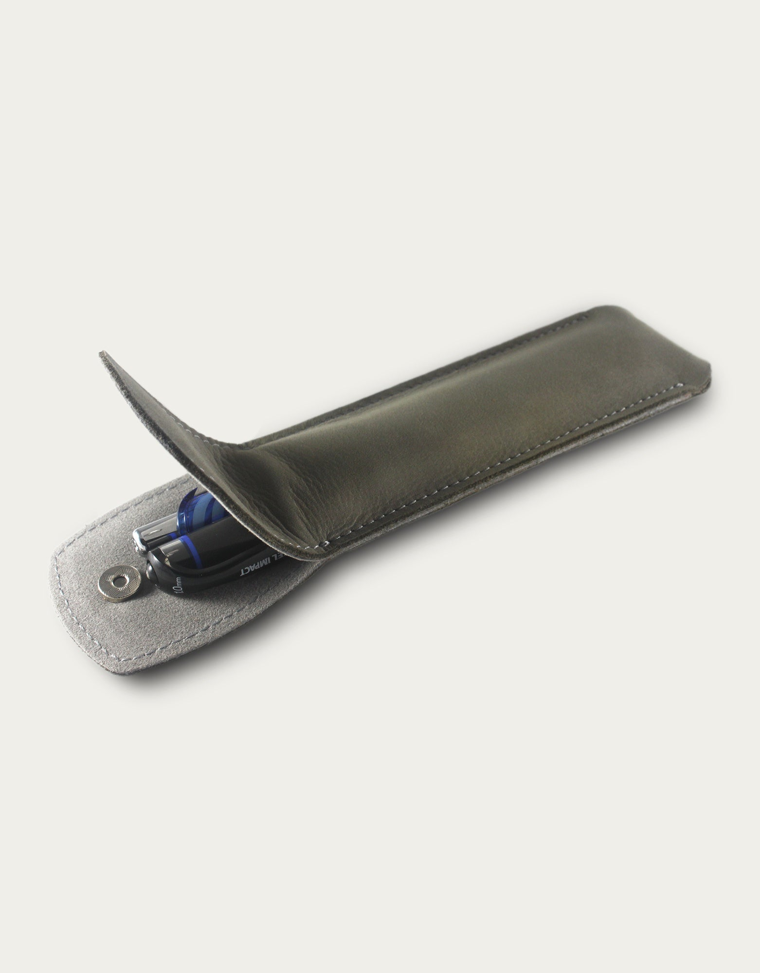 Spoon Pen Case - Grey