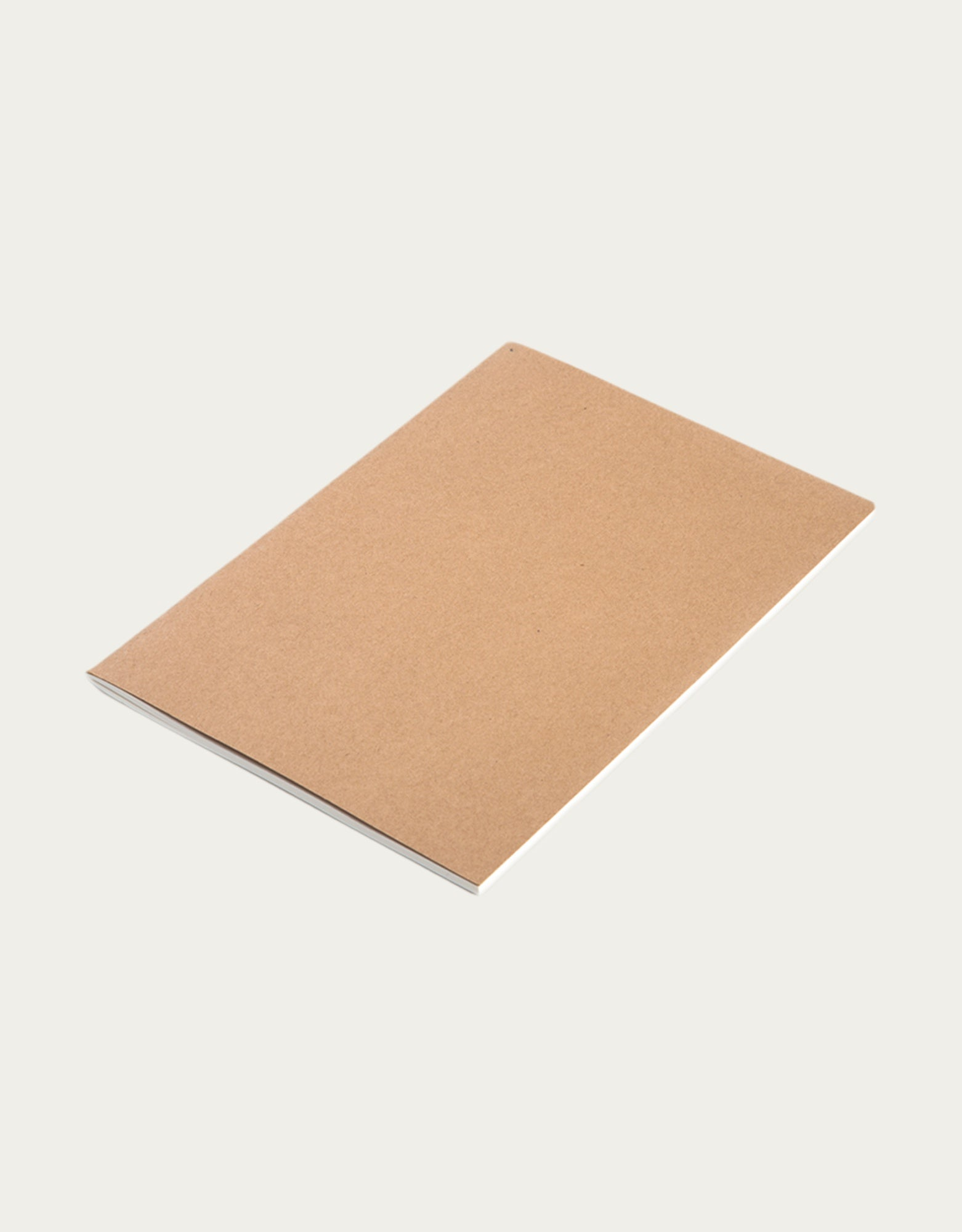 A5 Envelope Notebook Cover - Beige