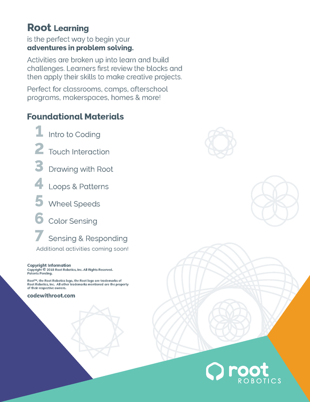 Level 1 Curriculum Guide (Download)