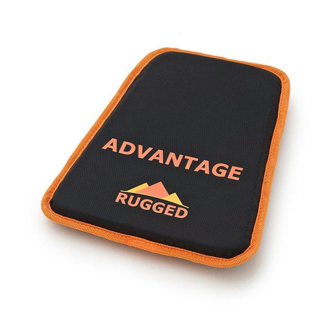 Pad Back Rugged - Advantage