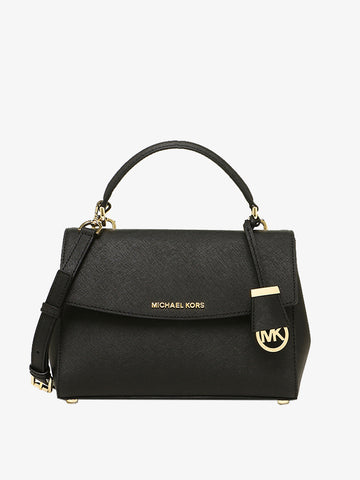 Women's Ava Small Leather Satchel