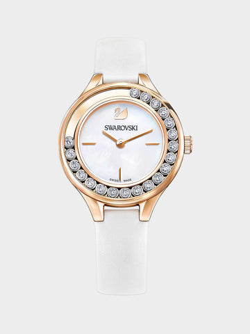 Women's Lovely White Pearl  Watch
