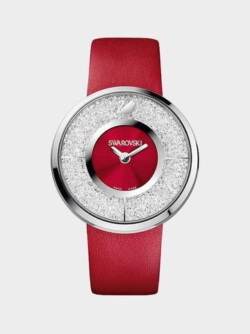 Women's Crystalline Red Watch