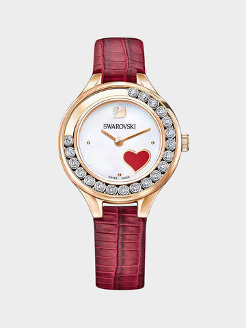 Women's  Red Heart Watch