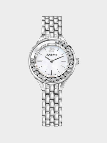 Women's Lovely Crystals Silver Watch