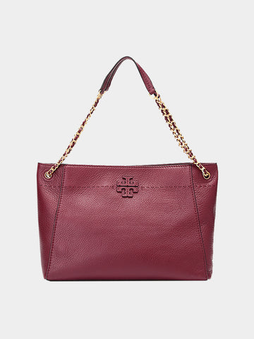 Women's Medium Leather Tote Bag