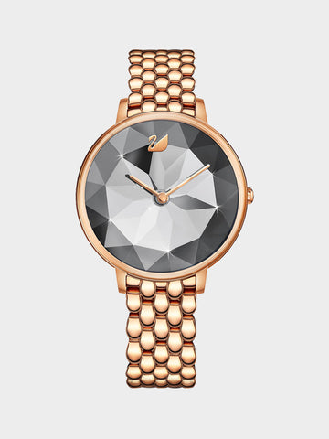 Women's Craystal  Lake Rose Gold Watch