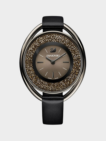 Women's Crystalline  Brown Watch