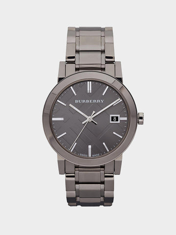 Burberry Gunmetal PVD Watch