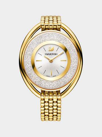 Women's Crystalline Gold Watch
