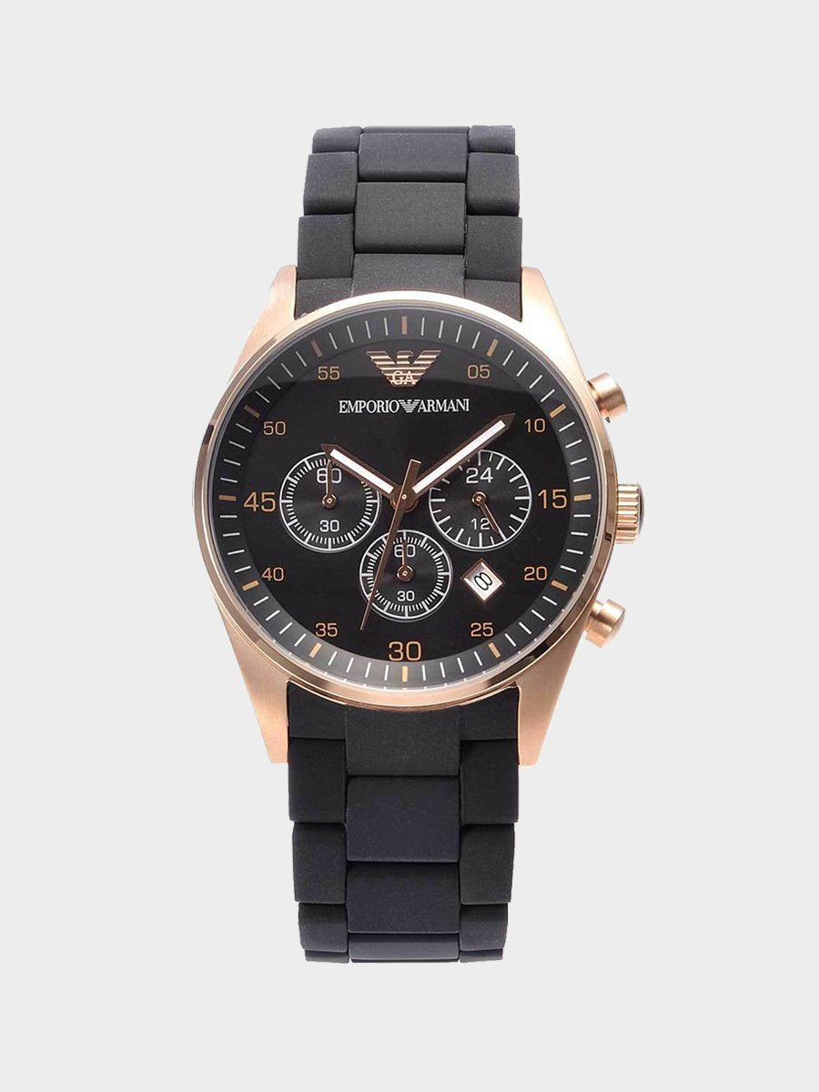 Emporio Armani Simple Pointer Watch