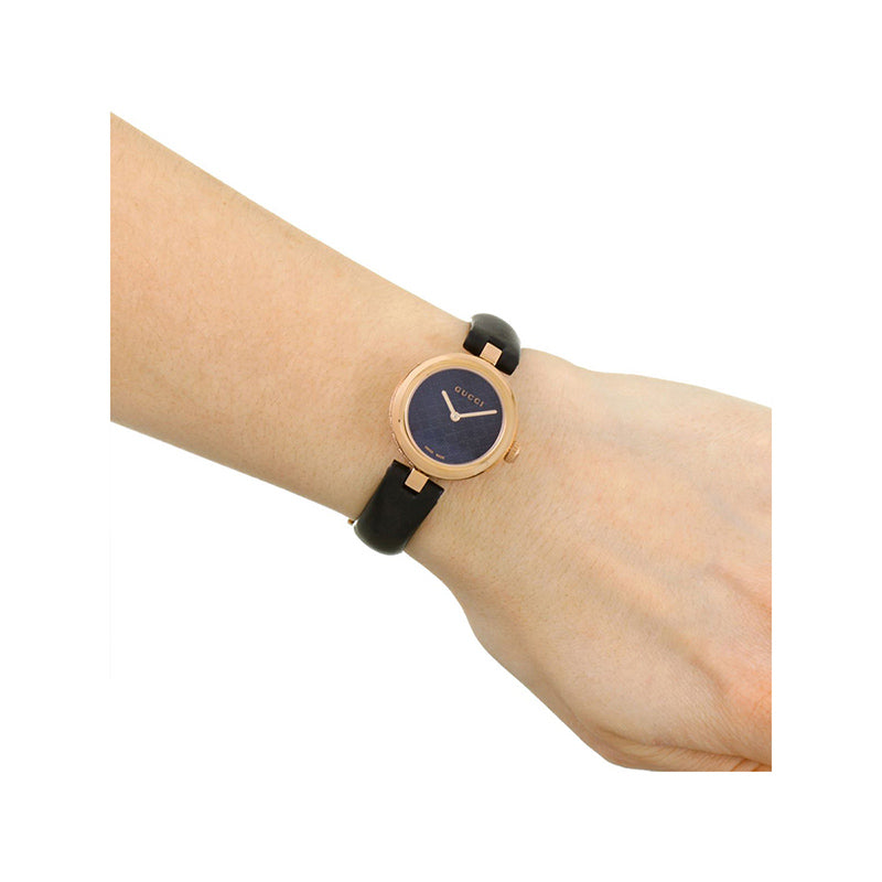Women's Rhombic Embossing Watch