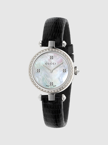 Women's Quartz Round Dial Pointe Watch