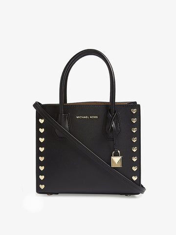 Women's Metal Love Rivet Bag