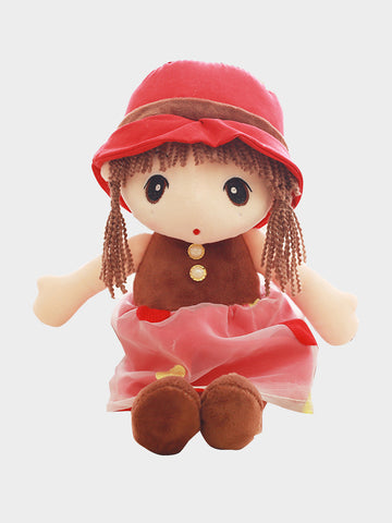 Cute Baby Princess Doll Decorative Plush Doll Kids Toy