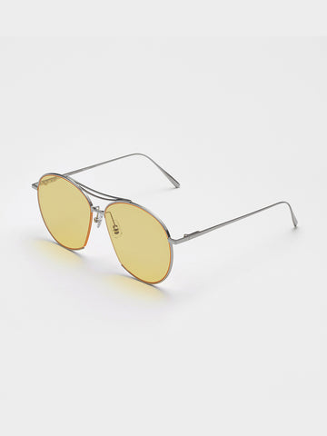 Gentle Monster Yellow-tone Sunglasses