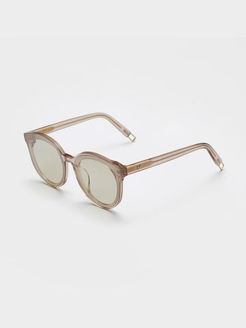 Gentle Monster Clear Front Sunglasses