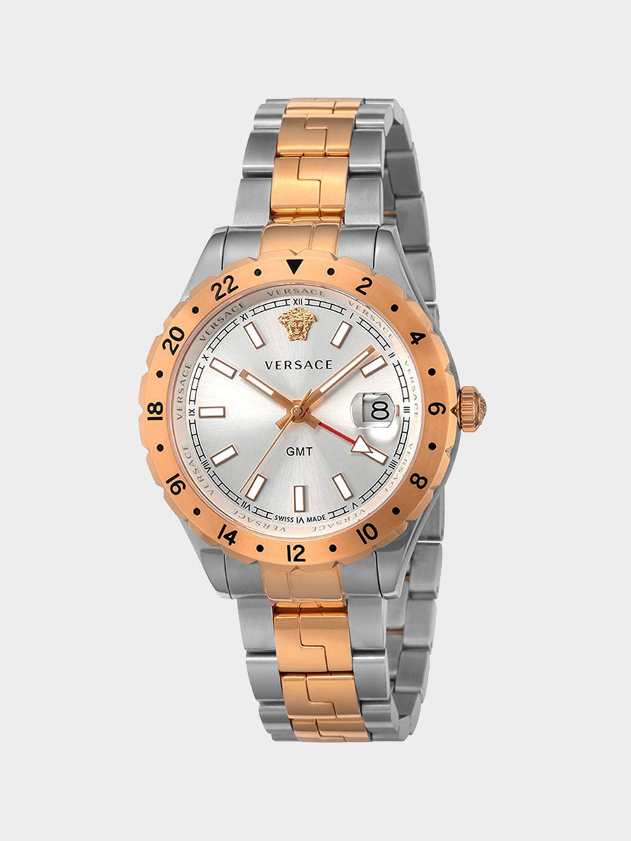 Women's Hellenyium GMT Quartz Watch