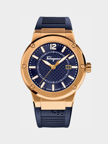 Men's Watch Rose Gold Tone