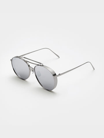 Gentle Monster Sliver Mirror Sunglasses