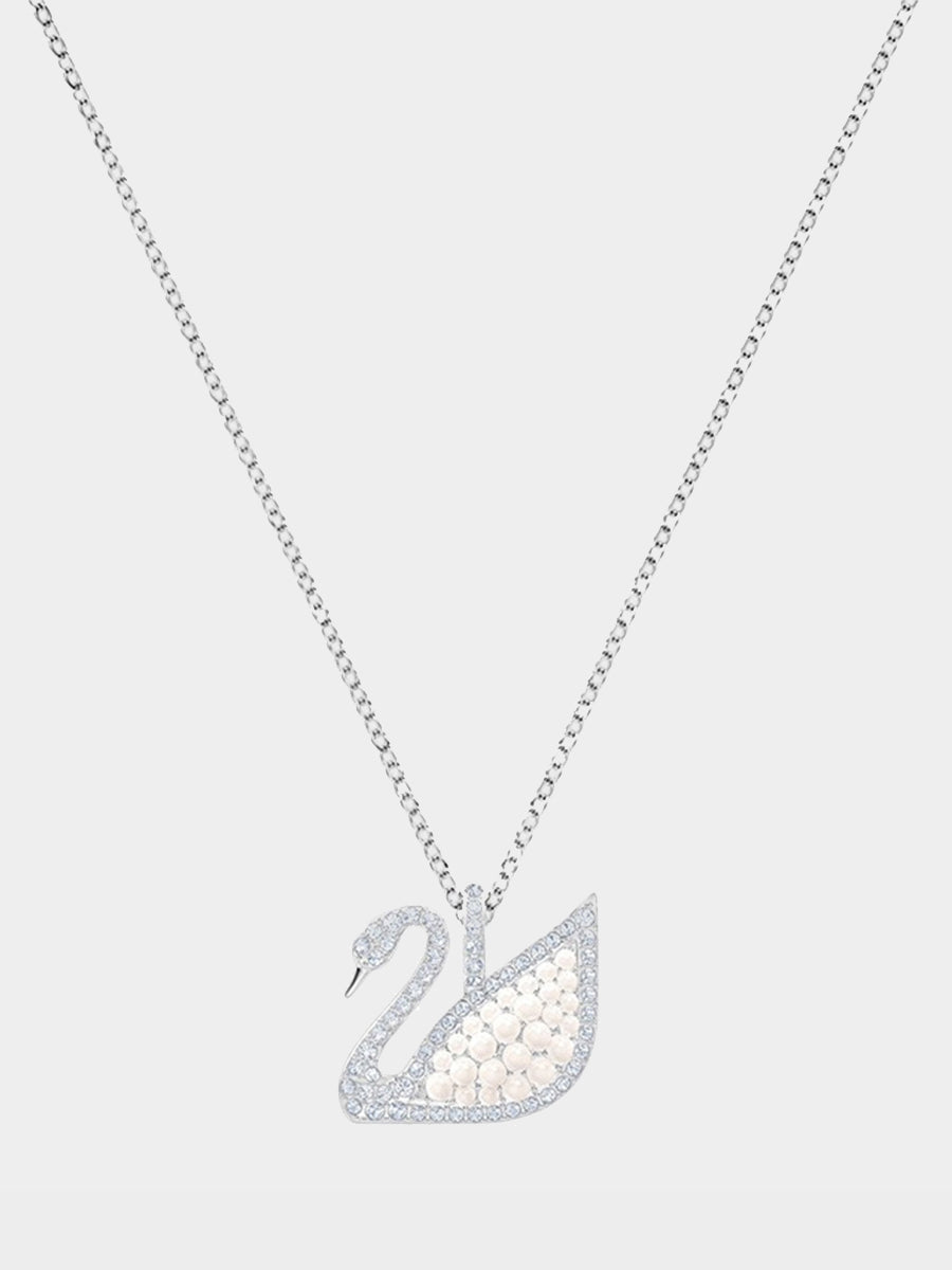 Women's Swam Shaped Necklace