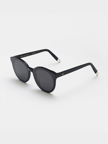 Gentle Monster Clear Black Front Sunglasses
