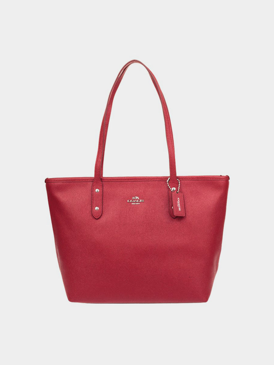 Women's  Zipper Tote Bag
